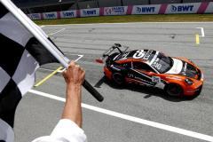 Porsche 911 GT3 Cup, Larry ten Voorde (NL), Porsche Mobil 1 Supercup, Spielberg 2021