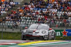 Porsche 911 GT3 Cup, Michael Fassbender (IRL), Porsche Mobil 1 Supercup, Spielberg 2021