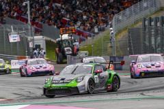 Porsche 911 GT3 Cup, Jaxon Evans (NZ), Porsche Mobil 1 Supercup, Spielberg 2021