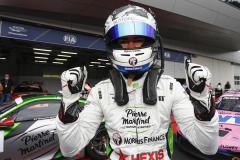Jaxon Evans (NZ), Martinet by Almeras, Porsche Mobil 1 Supercup, Spielberg 2021,