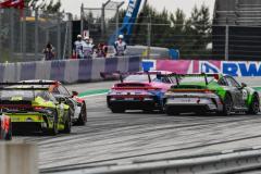 Start, Porsche 911 GT3 Cup, Dylan Pereira (L), Jaxon Evans (NZ), Porsche Mobil 1 Supercup, Spielberg 2021,