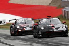 Porsche 911 GT3 Cup, Michael Fassbender (IRL), Porsche Mobil 1 Supercup, Spielberg 2021,