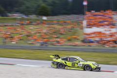 Porsche 911 GT3 Cup, Laurin Heinrich (D), Porsche Mobil 1 Supercup, Spielberg 2021