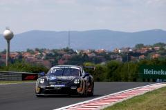Porsche 911 GT3 Cup, CLRT (#12), Marvin Klein (F), Porsche Mobil 1 Supercup, Budapest 2021