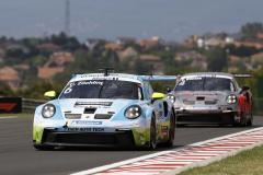 Porsche 911 GT3 Cup, FACH AUTO TECH (#6), Christopher Zöchling (A), Porsche Mobil 1 Supercup, Budapest 2021