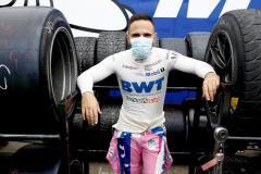 Dylan Pereira (L), BWT Lechner Racing (#3), Porsche Mobil 1 Supercup, Budapest 2021,