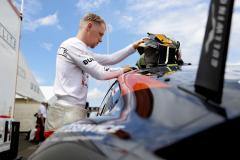Larry ten Voorde (NL), Team GP Elite (#25), Porsche Mobil 1 Supercup, Budapest 2021,