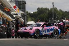Porsche 911 GT3 Cup, BWT Lechner Racing (#2), Ayhancan Güven (TR), Porsche Mobil 1 Supercup, Budapest 2021,