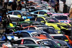 Porsche 911 GT3 Cup, Porsche Mobil 1 Supercup, Budapest 2021,