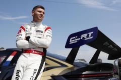 Marvin Klein (F), CLRT (#12), Porsche Mobil 1 Supercup, Budapest 2021,