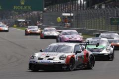 Porsche 911 GT3 Cup, Lechner Racing Middle East (#4), Tio Ellinas (CY), Porsche Mobil 1 Supercup, Budapest 2021