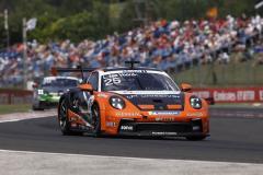 Porsche 911 GT3 Cup, Team GP Elite (#25), Larry ten Voorde (NL), Porsche Mobil 1 Supercup, Budapest 2021