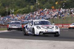 Porsche 911 GT3 Cup, Nebulus Racing by Huber (#28), Leon Köhler (D), Porsche Mobil 1 Supercup, Budapest 2021