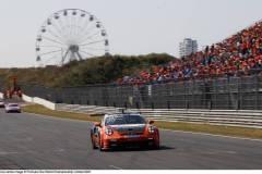 Porsche 911 GT3 Cup, Team GP Elite (#25), Larry ten Voorde (NL), Porsche Mobil 1 Supercup 2021, Zandvoort (NL),