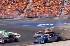 Porsche 911 GT3 Cup, Parker Revs Motorsport (#17), Harry King (GB), Porsche Mobil 1 Supercup 2021, Zandvoort (NL)