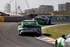Porsche 911 GT3 Cup, Martinet by Almeras (#19), Dorian Boccolacci (F), Porsche Mobil 1 Supercup 2021, Zandvoort (NL)