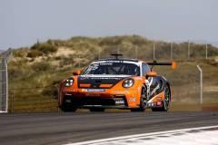 Porsche 911 GT3 Cup, Team GP Elite (#25), Larry ten Voorde (NL), Porsche Mobil 1 Supercup 2021, Zandvoort (NL)