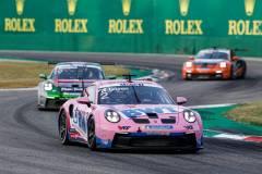Porsche 911 GT3 Cup, BWT Lechner Racing (#2), Ayhancan Güven (TR), Porsche Mobil 1 Supercup 2021, Monza (I)