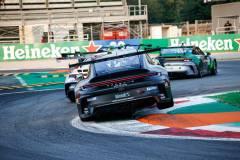 Porsche 911 GT3 Cup, CLRT (#12), Marvin Klein (F), Porsche Mobil 1 Supercup 2021, Monza (I)