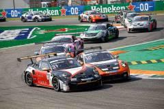 Porsche 911 GT3 Cup, MRS GT-Racing (#31), Jukka Honkavuori (FIN), GP Elite (#10), Daan van Kuijk (NL), Porsche Mobil 1 Supercup 2021, Monza (I)