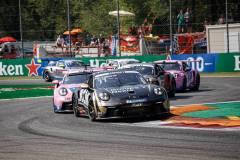 Porsche 911 GT3 Cup, CLRT (#11), Florian Latorre (F), Porsche Mobil 1 Supercup 2021, Monza (I)