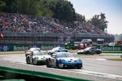 Porsche 911 GT3 Cup, Parker Revs Motorsport (#17), Harry King (GB), Porsche Mobil 1 Supercup 2021, Monza (I)