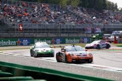 Porsche 911 GT3 Cup, Team GP Elite (#25), Larry ten Voorde (NL), Porsche Mobil 1 Supercup 2021, Monza (I)