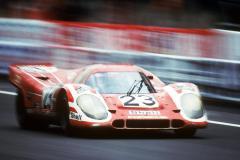 Porsche 917 KH, 1970: Pierwsze zwycięstwo Porsche w klasyfikacji generalnej Le Mans 24h