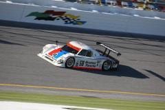 Riley Porsche Mk. XI, Daytona 2009: Brumos Racing zwycięża w wytrzymałościowym klasyku