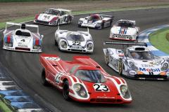 Zwycięskie samochody z Le Mans 24h