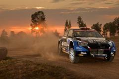 Drugie miejsce Kajetanowicza i Szczepaniaka w Rajdzie Estonii WRC 2021!
