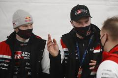 2021 FIA World Rally Championship / Round 01 / Monte Carlo Rally / 21-24 January, 2021 // Worldwide Copyright: Toyota Gazoo Racing WRT