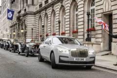 Rolls Royce Silver Ghost po 110 latach ponownie na trasie Londyn – Edynburg