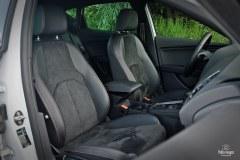 SEAT Leon FR Black 1.5 TSI 150 DSG test