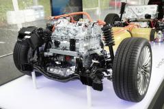 Toyota Mirai FCEV 2021