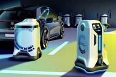 VW Components - robot ładowarka
