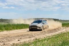 Sobiesław Zasada - test przed Rajdem Safari 2021