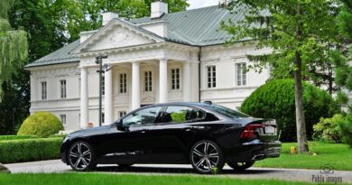 Volvo S60 T5 test Overdrive