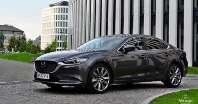 Mazda 6 Skyactive test Overdrive