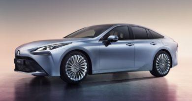 Nowa Toyota Mirai premiera 2020