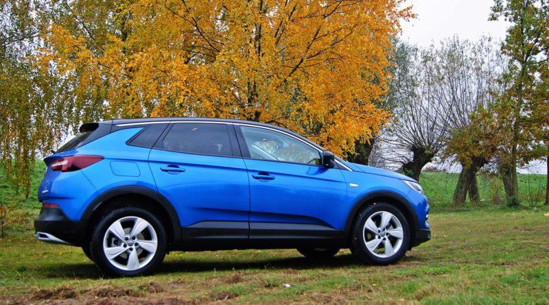 Opel Grandland X test Overdrive