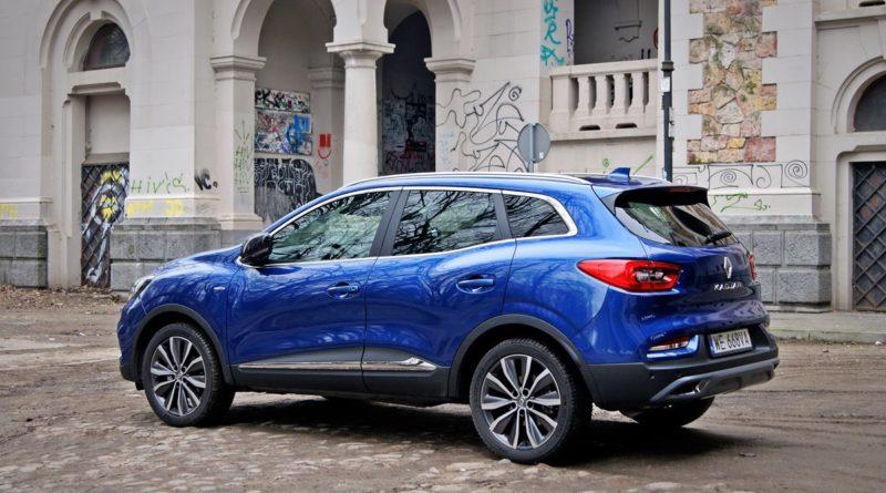 Renault Kadjar test Overdrive