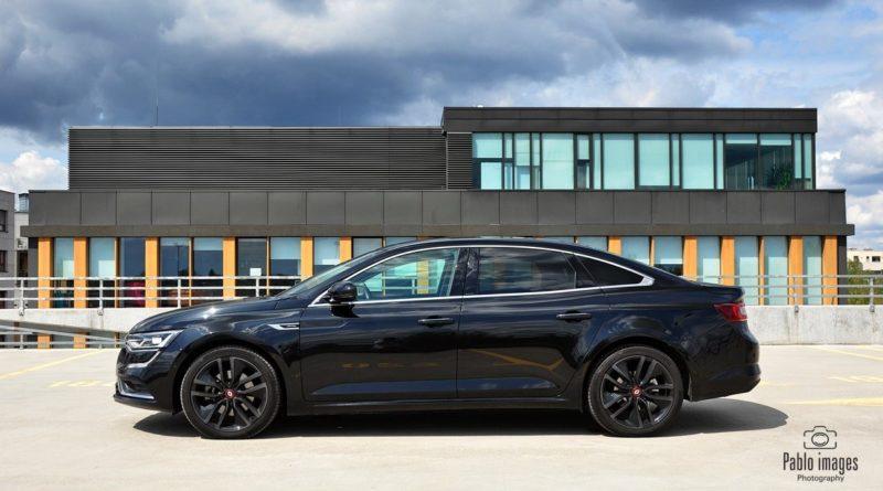 Renault Talisman test Overdrive