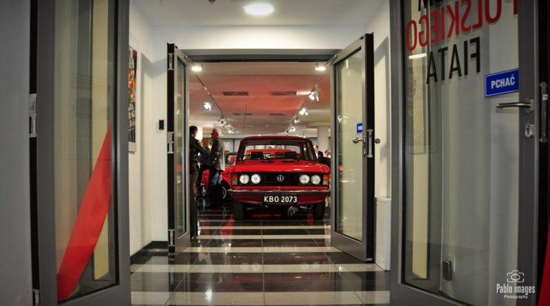 Otwarcie Muzeum Polskiego Fiata