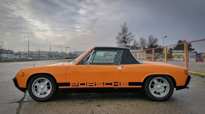 Test klasycznego Porsche 914