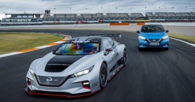Nissan Leaf e+ (39) premiera
