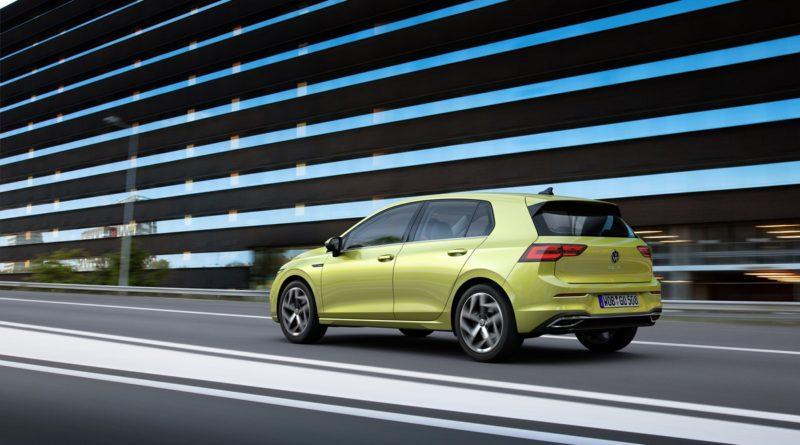 Premiera VW Volkswagen Golf 8