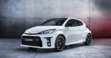 Nowa Toyota Yaris GR premiera 2020