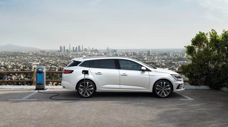 Premiera nowego Renault Megane E-TECH Plug-in 2020