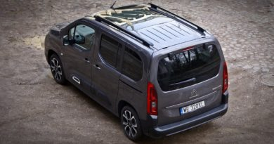 Test Citroen Berlingo 1,2 PureTech EAT8